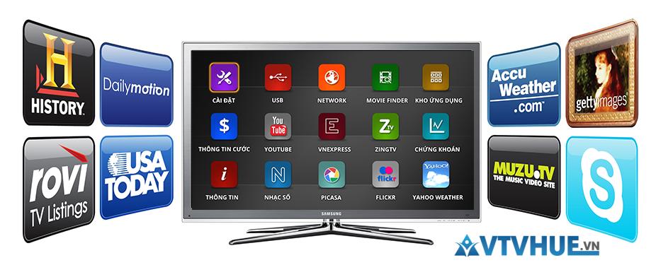 Với truyền hình kỹ thuật số, bạn có thể xem nhiều kênh với chất lượng cao hơn.