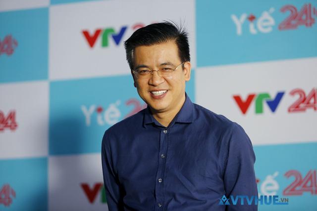Biên tập viên ( BTV) Lê Quang Minh