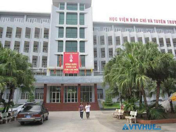 Thông tin tổng quan Học viện Báo chí và tuyên truyền Hà Nội