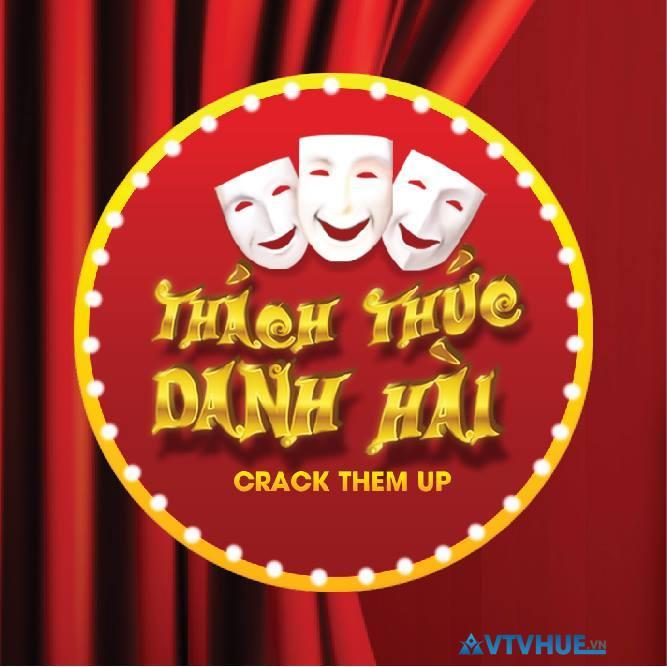 Thách Thức Danh Hài (Crack them up Vietnam) thuộc top những gameshow hay nhất Việt Nam