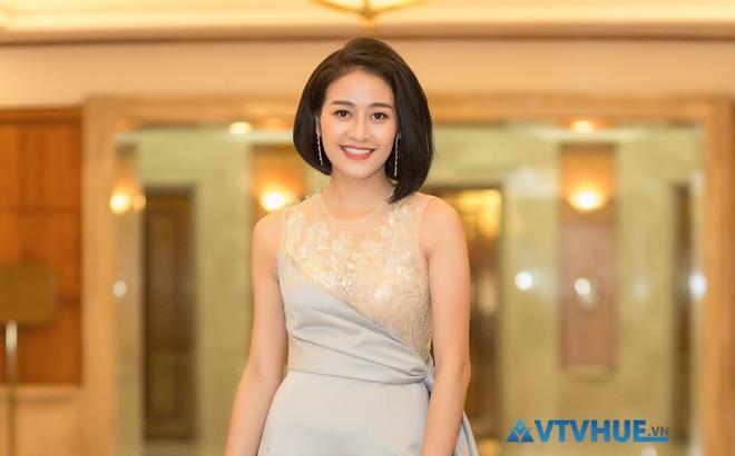 Chân dung MC Phí Phương Linh