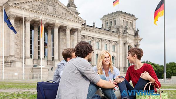 Đức có nền giáo dục văn minh