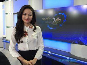Biên tập viên Thu Hương sinh năm bao nhiêu