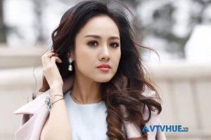 Biên tập viên Hoài Anh VTV1