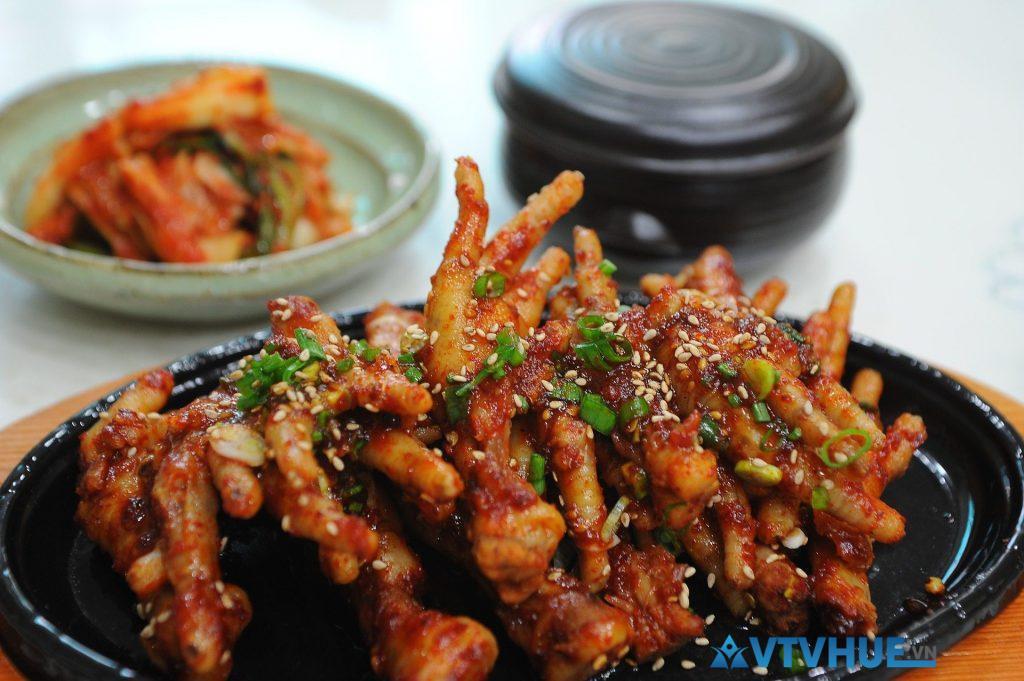 Món ăn Hàn Quốc dễ làm