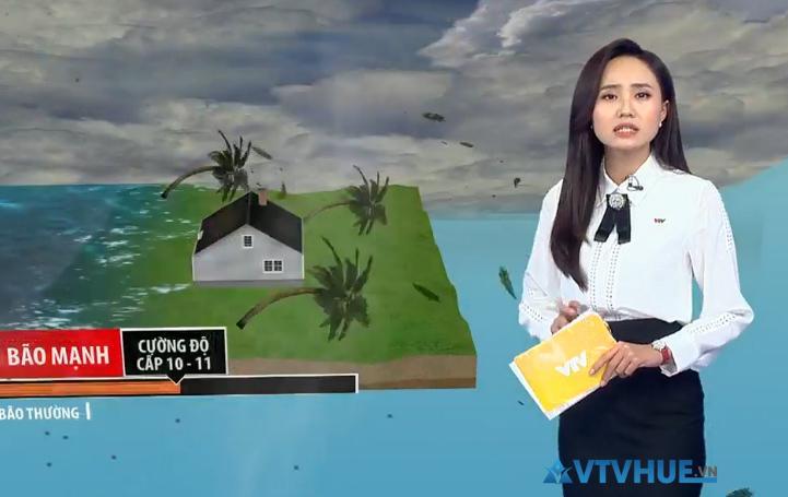 Nữ MC tài năng của đài truyền hình Việt Nam